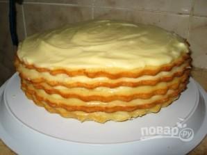 """Торт """"Медовик-Light"""" - фото шаг 11"""