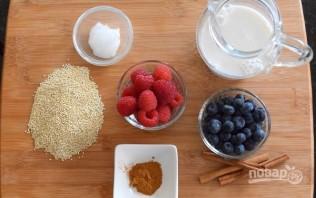 Завтрак для вегетарианцев - фото шаг 1