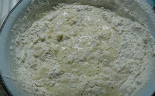Пирожки с печенкой - фото шаг 3