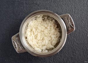 Рис с маслом - фото шаг 4
