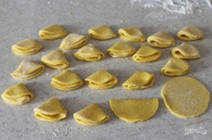 Творожное печенье без масла и маргарина - фото шаг 5