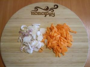 Гороховый суп без картошки - фото шаг 4