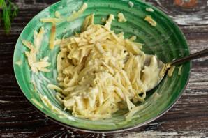 Мясо в картофельной шубке - фото шаг 6
