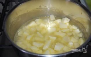 Вкусный суп-пюре - фото шаг 3