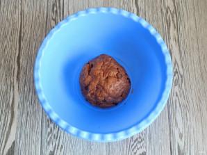 Постное шоколадное печенье - фото шаг 4