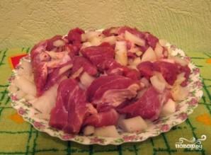 Мясо по-мексикански - фото шаг 3