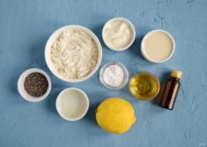 Лимонные панкейки - фото шаг 1