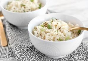 Рассыпчатый рис на гарнир - фото шаг 5