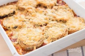 Запеканка из баклажанов с сыром и фаршем - фото шаг 8