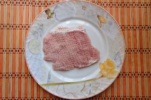 Свинина по-французски в духовке - фото шаг 2