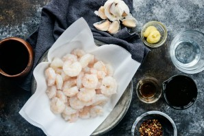 Креветки в остро-сладком маринаде - фото шаг 1