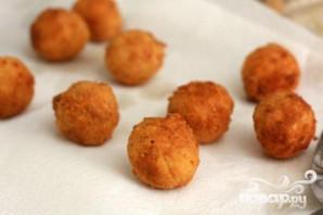Крокеты с индейкой и сладким картофелем - фото шаг 4