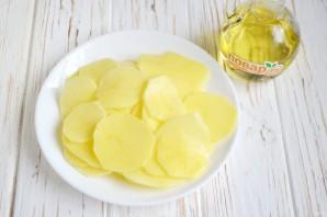 Домашние картофельные чипсы - фото шаг 2