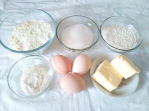 Пирог на сухом молоке - фото шаг 1