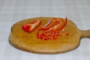 Вегетарианский салат с авокадо - фото шаг 4