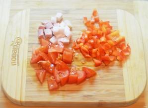 Салат из авокадо - фото шаг 4