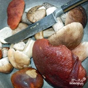 Пассерованный грибной суп - фото шаг 1