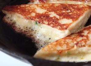 Картофельные лепешки с зеленым луком - фото шаг 8