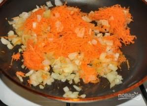 Салат с вешенками, курицей и кукурузой - фото шаг 2