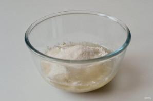Постное печенье с финиками - фото шаг 3