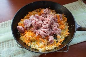 Суп с фаршем и рисом - фото шаг 4
