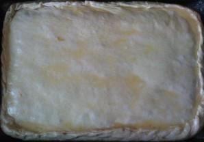Рыбный пирог из сайры - фото шаг 8