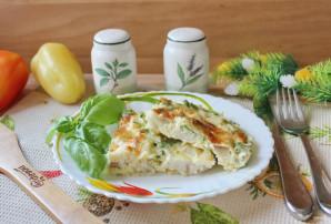 Судак с брокколи в духовке - фото шаг 13