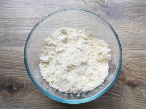 Песочный пирог со щавелем - фото шаг 4