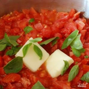 Полента с помидорами - фото шаг 10