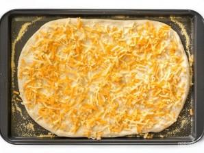 Хлебные палочки с сыром и чесноком - фото шаг 9