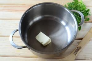 Макароны с сыром в рожке - фото шаг 6