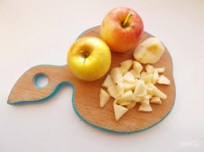 Яблочный маковый пирог - фото шаг 5