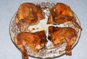 Цыпленок табака в духовке - фото шаг 10
