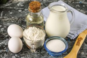Блины на козьем молоке - фото шаг 1