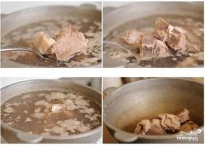 Шурпа из свинины - фото шаг 1