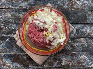 Люля кебаб на сковороде без шпажек - фото шаг 3