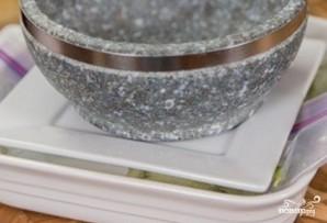 Маринованная капуста с острым перцем - фото шаг 7