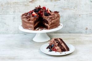 Торт на День рождения любимому - фото шаг 11