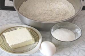 Песочное тесто для тарталеток - фото шаг 1