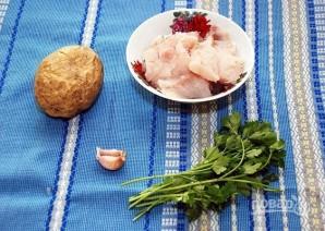 Вкусные рыбные котлеты из трески - фото шаг 1