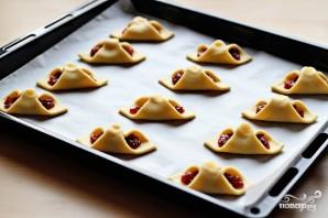 Печенье с вареньем - фото шаг 8
