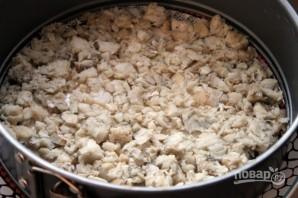 Рыбный салат из отварной рыбы - фото шаг 4