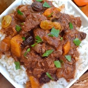 Мясо по-мароккански - фото шаг 10