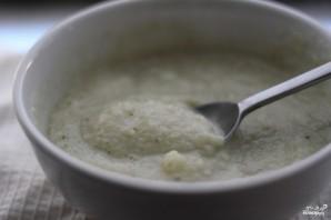 Суп-пюре из цветной капусты диетический - фото шаг 5