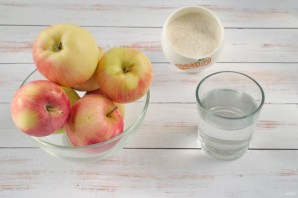 Пюре из яблок на зиму - фото шаг 1