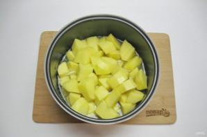 Желудки с картофелем в мультиварке - фото шаг 7