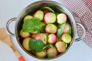 Моченые яблоки - фото шаг 4