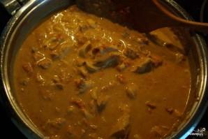 Курица карри по-индийски - фото шаг 4