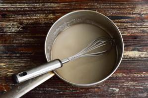 Французский масляный крем