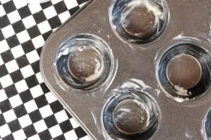 Кексы на сметане - фото шаг 1